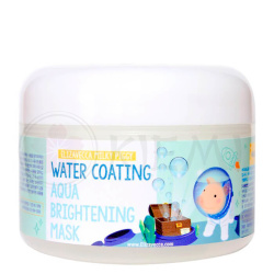 Маска ночная Water Coating Aqua Brightening Mask от Elizavecca