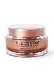 Коллагеновый крем для лица Dermal Bee Venom Relaxing Cream с пчелиным ядом