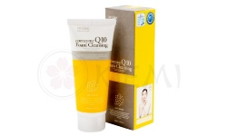 При активации сертификата Цена 210  Пенка для умывания 3W Clinic Coenzyme Q10 Foam Cleansing
