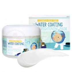 МАСКА НОЧНАЯ УВЛАЖНЯЮЩАЯ ELIZAVECCA Water Coating Aqua Brightening Mask
